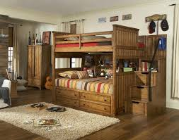 bedroom 16 compact and affordable wood bunk bed with stairs