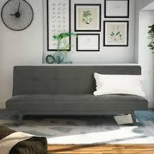 zipcode design oasis convertible sofa with mattress u0026 reviews