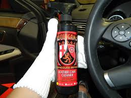 Cleaning Products For Car Interior Mercedes Benz Leather Cleaning Made Easy Mbworld Org Forums