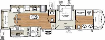 5th wheel floor plans forest river 5th wheel floor plans home design inspiration
