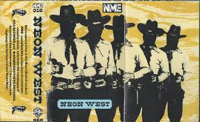 Im Gonna Hire A Wino To Decorate Our Home Nme 016 U2013 Neon West 1984 Nme Cassettes Redux