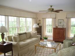 Living Room Window Treatments For Large Windows - living room marvellous living room window treatments photos