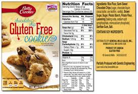 betty crocker product list