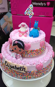 Doc Mcstuffins Home Decor 76 Best Cake Doc Mcstuffins Images On Pinterest Birthday Party