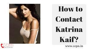 katrina kaif contact details residence address phone number