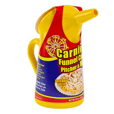 carnival funnel cake pitcher u0026 mix candy five below food