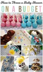 baby shower ideas on a budget gender neutral baby shower