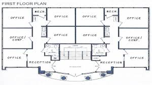 3 storey commercial building floor plan small commercial building design plans floor free 4 storey plan