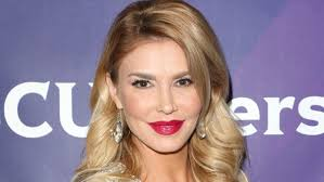 brandi glanville hair brandi glanville may want to keep her heartbreak out of the public eye