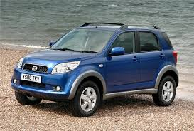 Daihatsu Suv Daihatsu Terios 2006 Car Review Honest