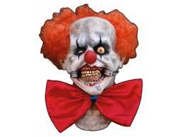 scary horror clown u0027 horror clown mask