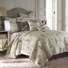 Eiffel Tower Comforter Total Fab French Script Pillows Comforters Sets U0026 Themed Bedding