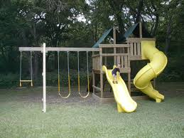 Backyard Swing Plans by Gemini Diy Wood Fort Swingset Plans Jack U0027s Backyard