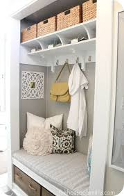 How To Decorate A Large Hallway Best 25 Hallway Bench Ideas On Pinterest Front Hallway Large