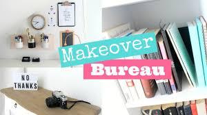 bureau bisous desk makeover minimale je redecore mon bureau avant