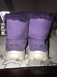 s winter boots size 9 purple s skechers on the go cozy winter boots size 9 ebay