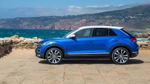 2018 volkswagen t roc 2 0 tsi 4motion first drive fun and