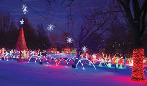 automobile alley christmas lights northeast oklahoma offers holiday events news