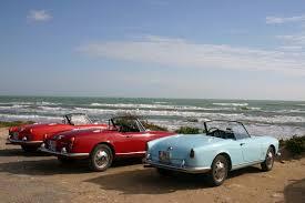 vintage volkswagen convertible nostalgic premium brand for classic car trips nostalgic