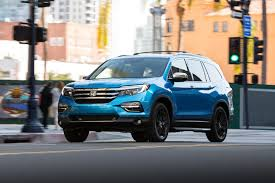 suv honda pilot 2016 honda pilot is the safest family drive chapman honda
