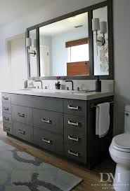 Before  After Project Modern Organic Bathroom Design - Organic bathroom design