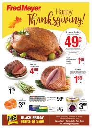 fred meyer thanksgiving ad november 18 26 2016 http www