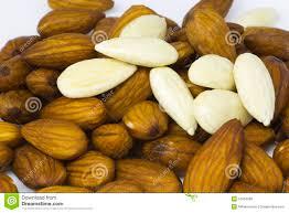 foto bagnate mandorle bagnate immagine stock immagine di vegetariano 51659399