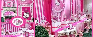Hello Kitty Party Decorations Hello Kitty Birthday Party Theme Ideas U0026 Planner In Pakistan