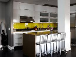 modern yellow kitchen photo page hgtv