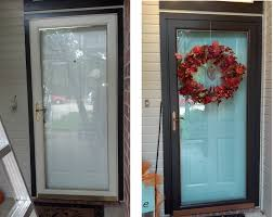 Paint A Front Door by 25 Best Storm Doors Ideas On Pinterest Front Screen Doors