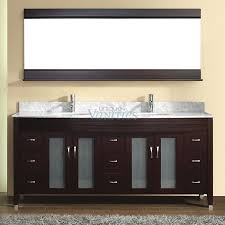shop double bathroom vanities 61 to 72 inches with free shipping
