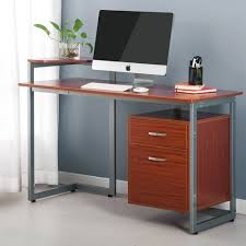 Wayfair Computer Desk Found It At Wayfair Computer Desk With 2 Drawers New Office