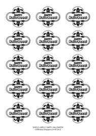 crafticious free download halloween skulls u0026 labels