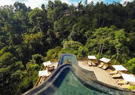 top 5 most amazing jungle pools in ubud hanging garden pool in bali