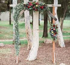 wedding arches canberra dreamhiredesign rustic and vintage wedding hire canberra ceremony