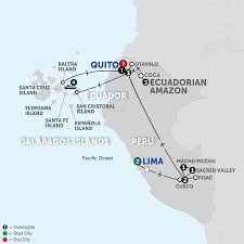 Peru South America Map by Galapagos Islands Map South America Travel Information Map