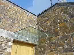 Overdoor Canopies by Glass Canopy Camel Glass Windows Doors Stairs Balustrade