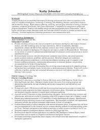 Consulting Resume Template It Consultant Resume Broluthfi Co