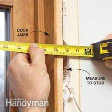 How To Install A Patio Door by Replace A Patio Door Family Handyman