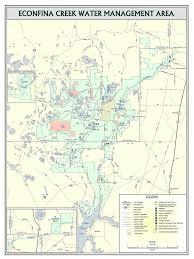 Washington County Property Map by Econfina Creek Northwest Florida Water Management District