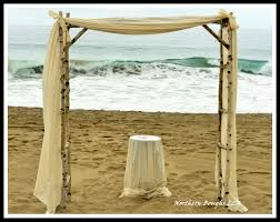 wedding arbor kits birch wedding arch arbor kit northern boughs online store