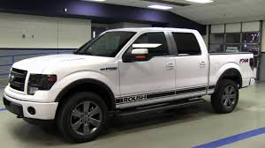 2015 Ford Fx4 2014 Roush Rt570 Truck Fx4 570hp Supercharged Ford F 150 14 Raptor