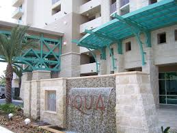 Aqua Panama City Beach Floor Plans by Aqua New Construction In Panama City Beach