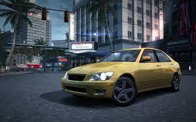 lexus is200 modified lexus is 300 nfs world wiki fandom powered by wikia