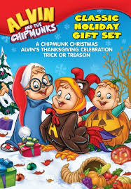 alvin and the chipmunks gift set a chipmunk