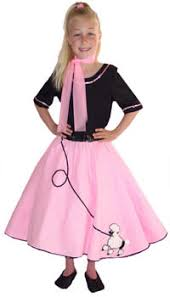 50 Halloween Costumes Poodle Skirt Halloween Costumes Kids Adults