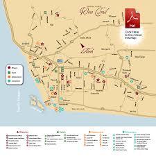 ventura county map map ventura county wine trail