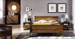 chambre coloniale meubles en bois exotique mobilier colonial avec bambou