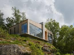 Lakeside Home Decor Gallery A Contemporary Lakeside Cottage Petra Gipp Arkitektur