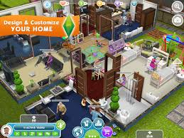 House Design Games Online Free Play The Sims Freeplay On The App Store